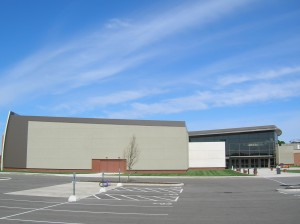 Large Venue Church - exterior