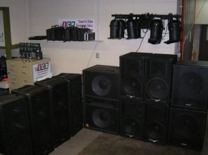 Image of audio equipment