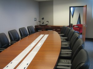 Athletic Director's Conference Room