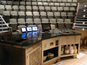 Culinary Institute Teaching Station