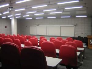Athletics Center - auditorium
