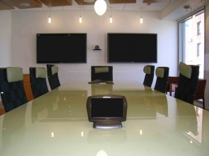 Cutomer Lobby Conference Room