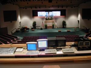 Sanctuary Video Controls