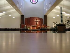 Main Sanctuary
