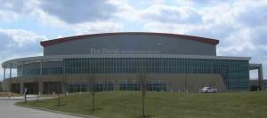 Arena - Exterior view