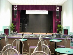 Stage view
