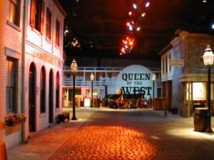 Queen of the West Exhibit