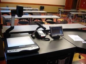 Classroom Control Panel