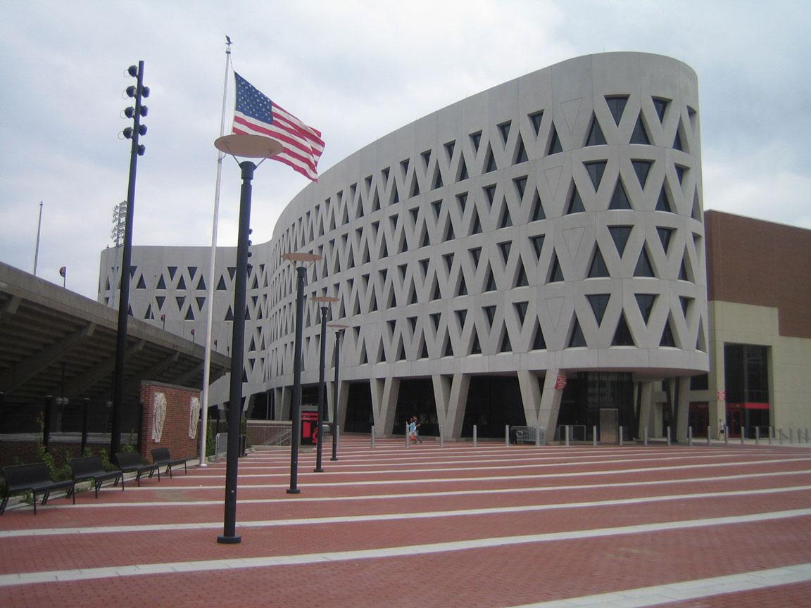 Athletics Center Building