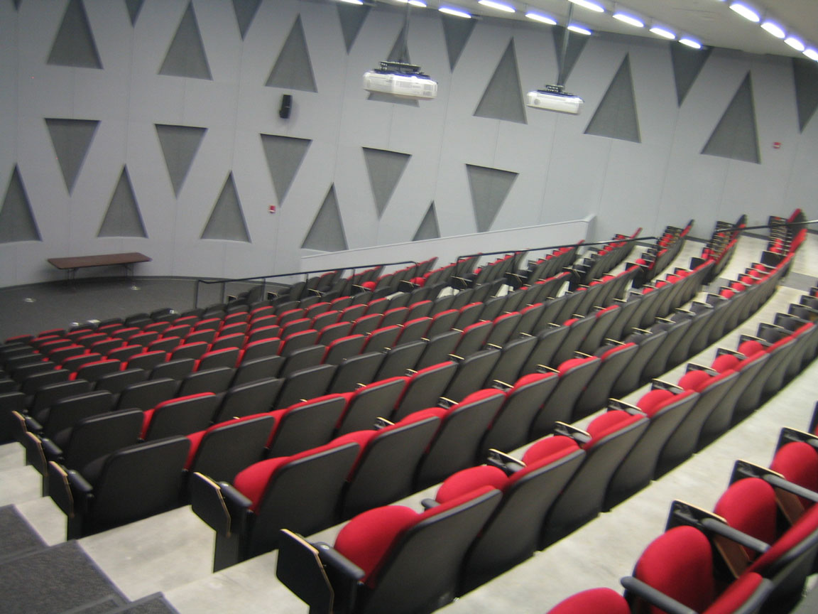Athletics Auditorium