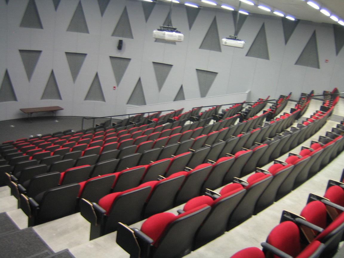 Athletics Auditorium