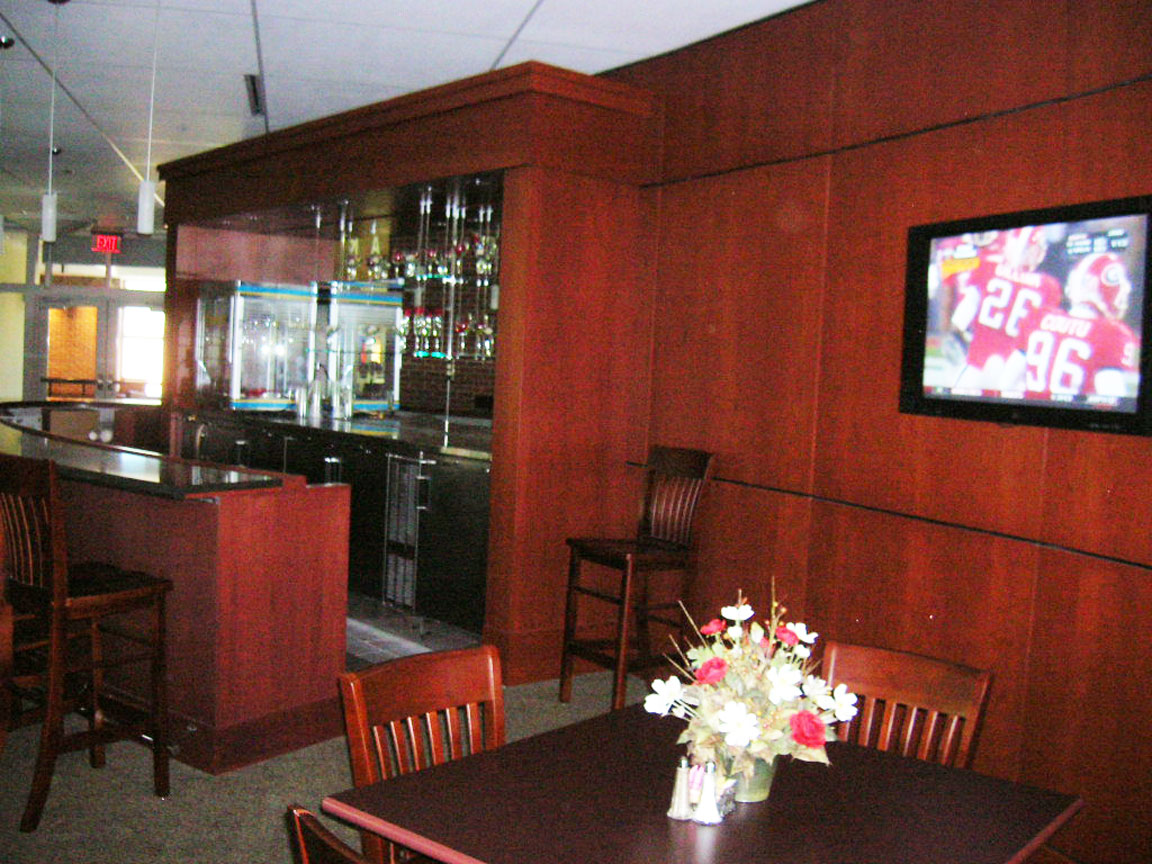 Bar with Sound and Video distribution