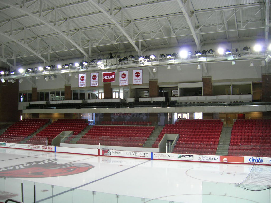 Main Ice Arena