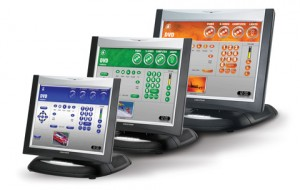 Table-top Touch Screen Control Panels