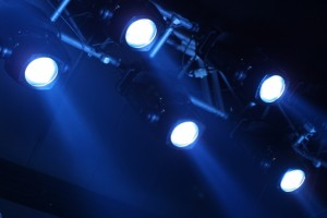 Small Stage Lighting
