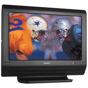 Flat panel LCD TV