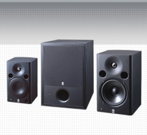 Recording Studio Monitors