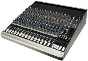 Small Analog Mixer