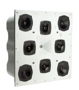 Ceiling Speaker Cluster