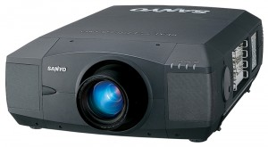 Large Format Video Projector