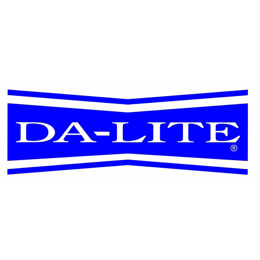 Da-Lite video projection screens