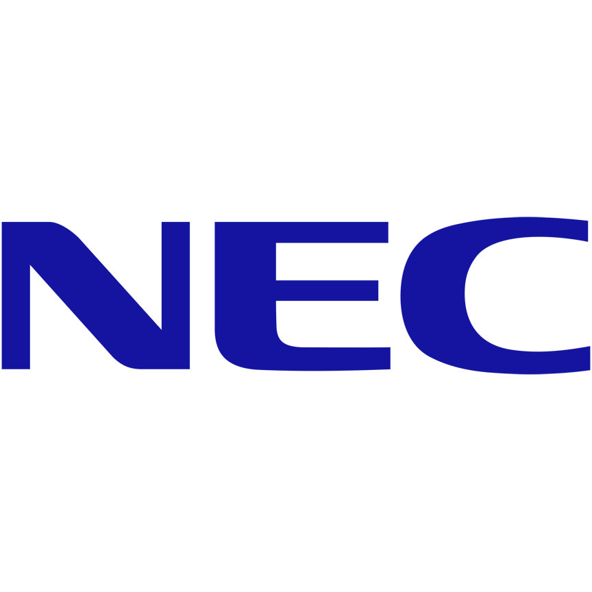 NEC video projectors