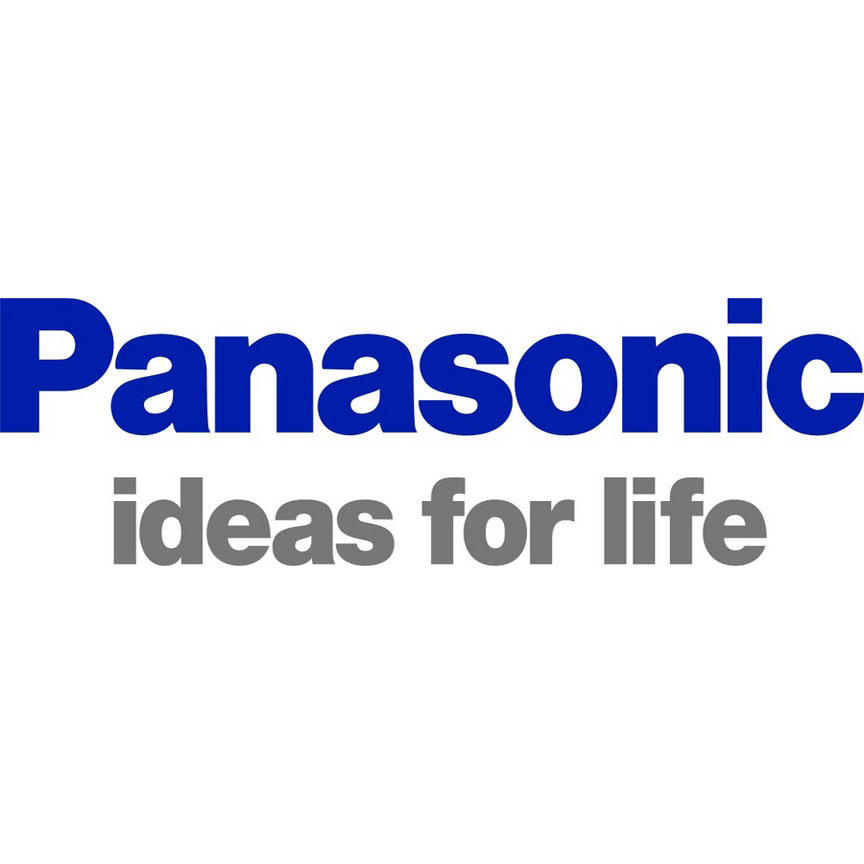 Panasonic video projectors, cameras, monitors